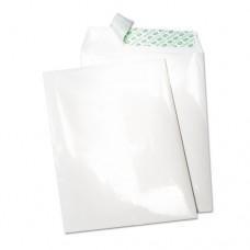Tech-No-Tear Catalog Envelope, Poly Coating, Side Seam, 10 X 13, White, 100/box