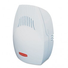 Portable Sebreeze Odor Control Fan System, 3 1/2 X 2 5/8 X 5 1/2, White