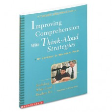 Improving Comprehension With Think-Aloud Strategies, Grades 3-8, Softcover