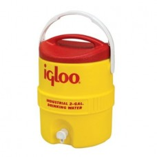 YELLOW|400 Series Coolers, 2 gal, Red