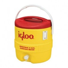 YELLOW|400 Series Coolers, 3 gal, Red