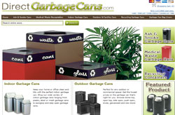DirectGarbageCans.com